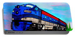 Jacob The Train Portable Battery Charger