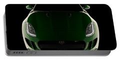 Jaguar F-type - Front View Portable Battery Charger