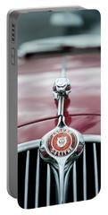 Jaguar Grille Portable Battery Charger