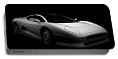 Jaguar Xj220 Portable Battery Charger