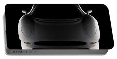 Jaguar Xj220 - Front View Portable Battery Charger