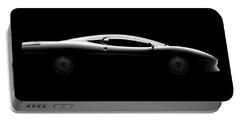 Jaguar Xj220 - Side View Portable Battery Charger