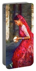 Jaisalmer Beauty 2 - Paint Portable Battery Charger