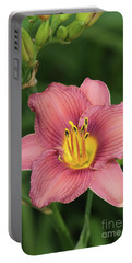 Jamaica Sunrise Daylily Portable Battery Charger