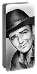 James Drury Portable Battery Charger