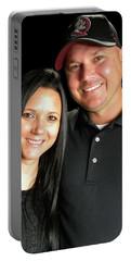 James Humphrey And Heather Humphrey 2 Portable Battery Charger