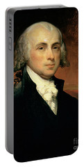 James Madison Portable Battery Charger