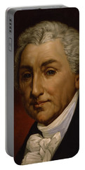 James Monroe - President Of The United States Of America Portable Battery Charger