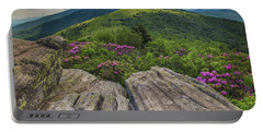 Jane Bald Rhododendrons Portable Battery Charger