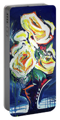 Janes Roses II Portable Battery Charger
