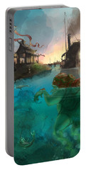 Japanese Fable 2 Portable Battery Charger by Andy Catling