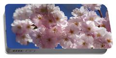 Japanese Flowering Cherry Prunus Serrulata Portable Battery Charger