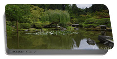 Japanese Gardens 3 Portable Battery Charger