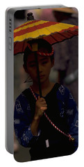 Japanese Girl Portable Battery Charger