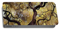 Japanese Maple  Portable Battery Charger by Jodie Marie Anne Richardson Traugott          aka jm-ART