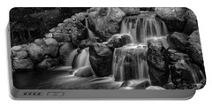 Japanese Waterfalls Portable Battery Charger