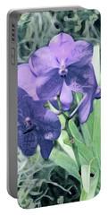 Jardin Du Viole Il - Garden Of Purple Series Portable Battery Charger