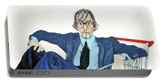 Jarvis Cocker 'off Yer Trolley' Portable Battery Charger