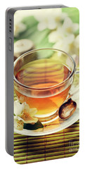 Jasmine And Green Tea Portable Battery Charger