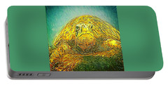 Jasmine The Turtle Portable Battery Charger
