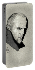 Jason Statham Portable Battery Charger