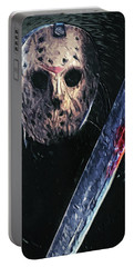 Jason Voorhees Portable Battery Charger