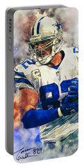 Jason Witten Portable Battery Charger