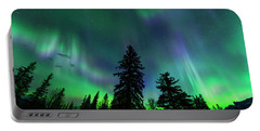 Jasper National Park Aurora Portable Battery Charger