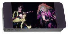 Jay Jay French And Dee Snider Portable Battery Charger