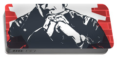 Jay Z Graffiti Tribute Portable Battery Charger by Dan Sproul