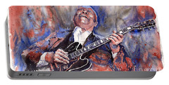 Jazz B B King 05 Red A Portable Battery Charger