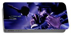 Jazz In Da Dusk Portable Battery Charger