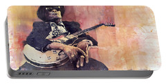 Jazz John Lee Hooker Portable Battery Charger