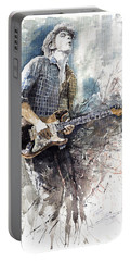 Jazz Rock John Mayer 05  Portable Battery Charger