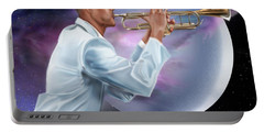 Jazz Universe Portable Battery Charger