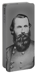 Jeb Stuart -- Confederate General Portable Battery Charger