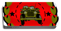Jeep Squad Portable Battery Charger