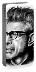 Jeff Goldblum Portable Battery Charger