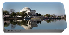 Jefferson Memorial Cherry Blossom Festival Portable Battery Charger