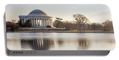 Jefferson Morning Portable Battery Charger
