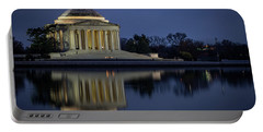 Jefferson Reflecting Portable Battery Charger