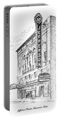 Jefferson Theatre Portable Battery Charger