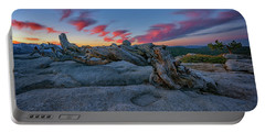 Portable Battery Charger featuring the photograph Jeffrey Pine Dawn by Rick Berk