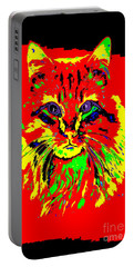 Jekyll The Cat Portable Battery Charger