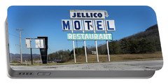 Jellico Motel Portable Battery Charger