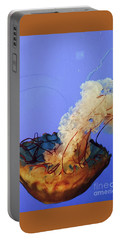 Jelly Ballet Portable Battery Charger by Beth Saffer