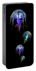 Jellys In Space Portable Battery Charger