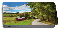 Jenne Farm Portable Battery Charger