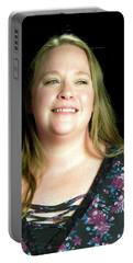 Jennifer Harrell Lopez  Portable Battery Charger