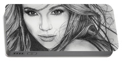 Jennifer Lopez Portable Battery Charger